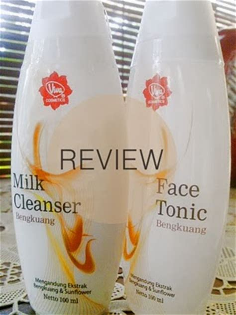 Pelembab Viva Bengkoang sekitarmu viva milk cleanser tonic bengkoang