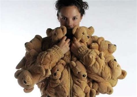 Style Glossary Teddy by Teddy Jackets Has Artsy Fashion Design Far