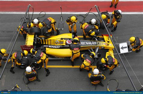f1 pit ausmotive 187 17 three and a half seconds