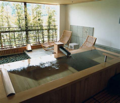 bagno giapponese giappone i bagni zen dell hotel g 244 ra kadan