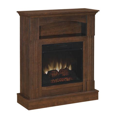 Menards Electric Fireplace Morrison Electric Fireplace Set At Menards 174