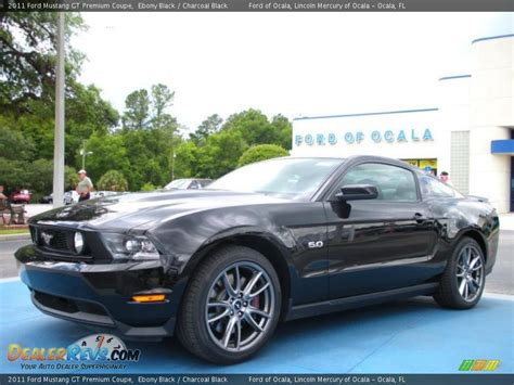2011 ford mustang gt black 2011 ford mustang gt premium coupe black charcoal