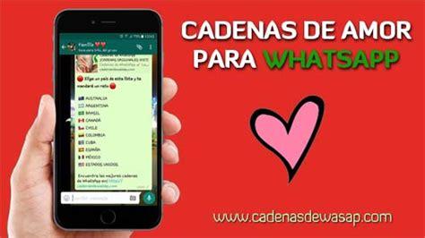 cadenas para responder de whatsapp test de amor preguntas para responder latest test de amor