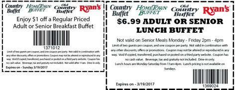 where can you find hometown buffet coupons