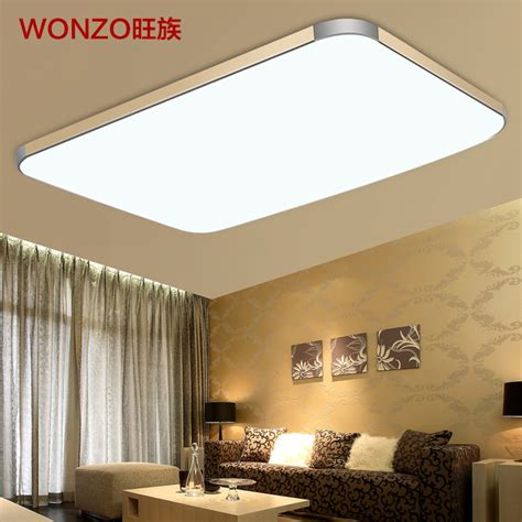 Free Shipping 45x45cm 20w Led Ceiling L Modern Ceiling Light For Large Living Room