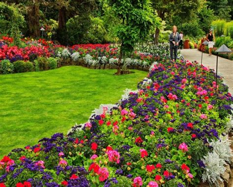 Home Flower Bed Kyprisnews Best Flower Garden