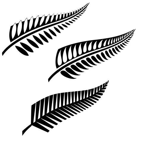 tattoo of maori fern life tranquillity tattoo custom