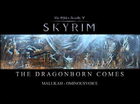 the dragonborn comes orchestral youtube