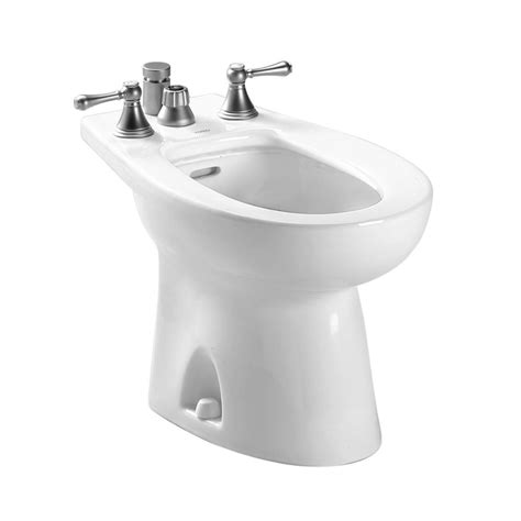 Spray Bidet by Toto Bt500b Piedmont Vertical Spray Bidet Cotton Home