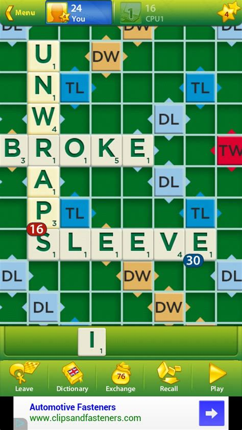 scrabble to play scrabble for android 2018 free