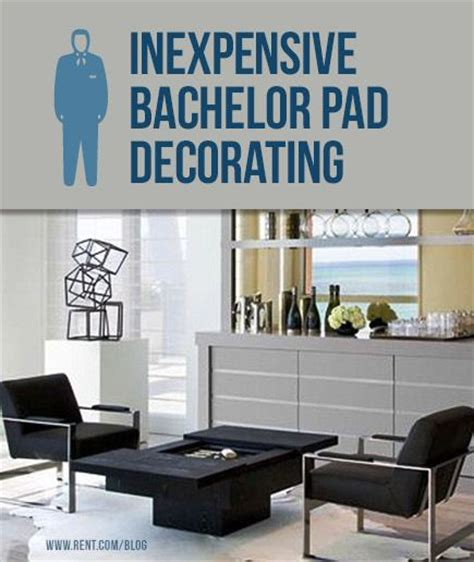 apartment decorating with style rent com blog inexpensive bachelor pad decorating modern apartments