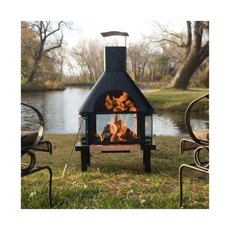 pit chiminea best 25 metal chiminea ideas on