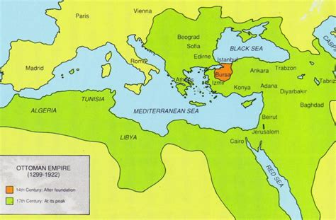 When Was The Ottoman Empire Founded Ottoman Empire
