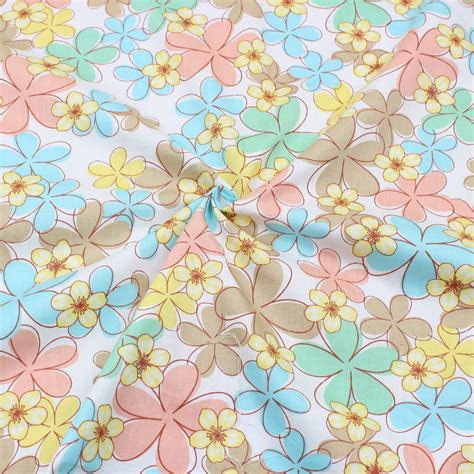 16010214 Free Shipping 50cm 150cm 100 Cotton Fabric For - free shipping 50cm 150cm series cotton fabric diy