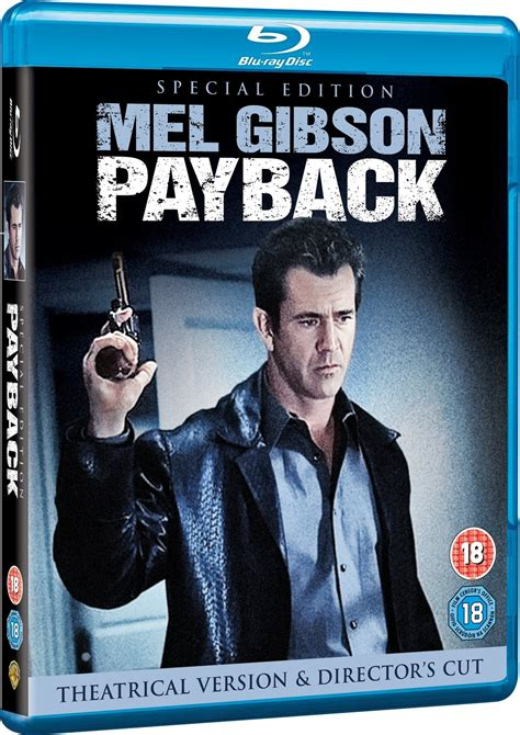 film blu ray qualità payback theatrical director s cut germany uk spain