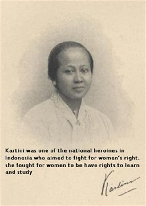 biography of raden ajeng kartini in english 1000 images about national day on pinterest indonesia