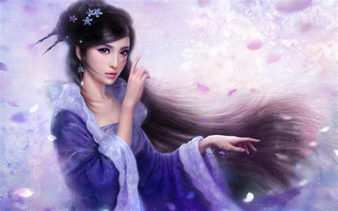 hd beautiful cg girl wallpaper