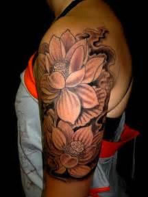 Lotus Flower On Arm 155 Lotus Flower Designs