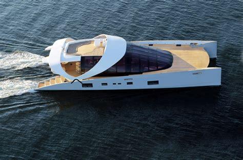 catamaran power boat brands best multihull powerboats boats
