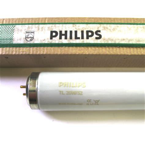 Lu Philips Tl 20w 52 飛利浦philips tl 20w 52 醫療用藍光黃膽照射 phototherapy l 特殊燈管