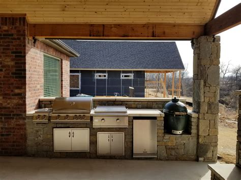 outdoor kitchens tulsa outdoor kitchens bbqs everything outdoors of tulsa