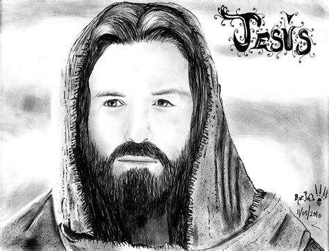 imagenes de jesus a lapiz jesucristo 2 by machiavello on deviantart