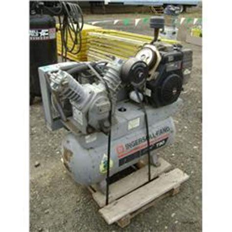 ingersoll rand t30 gas powered portable air compressor s n n a