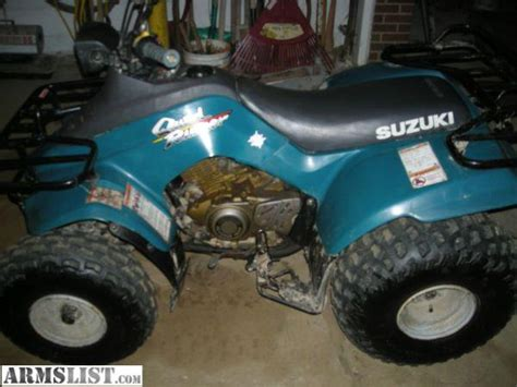 Suzuki 160 Atv Armslist For Sale Suzuki Runner 160