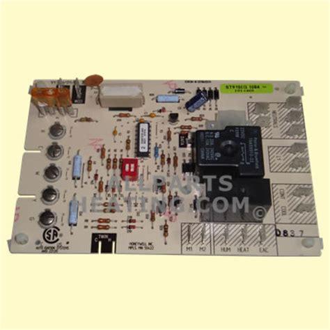 comfort maker parts 1014460 fan timer control board
