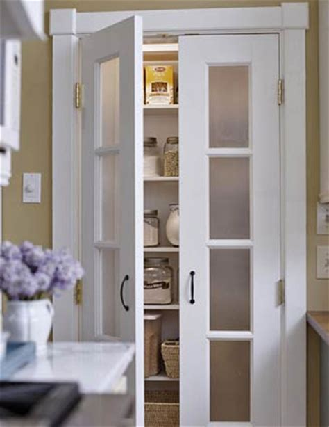 Kitchen Pantry Door Ideas Pantries The Inspired Room