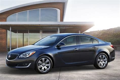 2014 buick cars car review