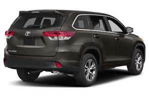 Toyota Highlander Price New 2017 Toyota Highlander Price Photos Reviews