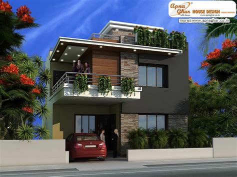 modern home design duplex ghar360 home design ideas photos and floor plans