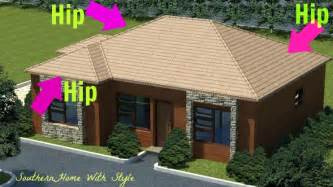 Partial Hip Roof Let S Get Started Southern Home With Style