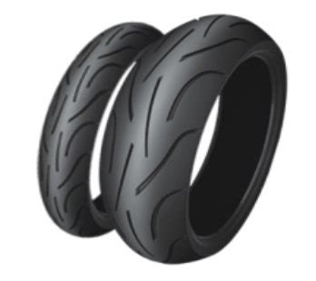 michelin michelin pilot power ct  zr  arka lastik