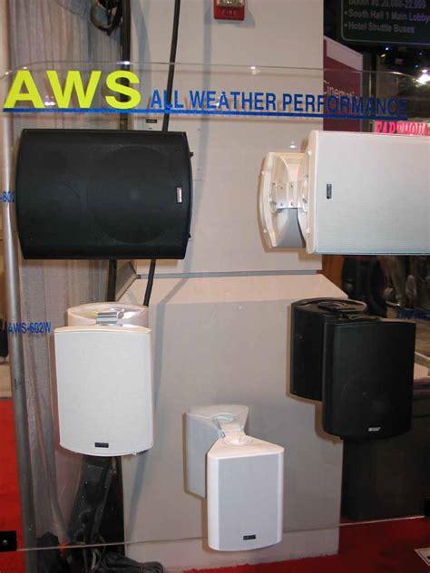earthquakes  aws indooroutdoor speakers audioholics