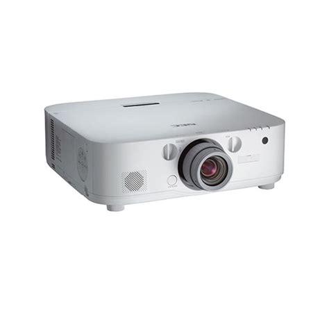 Lcd Proyektor Zyrex harga jual nec np pa721x projector 7200 lumens