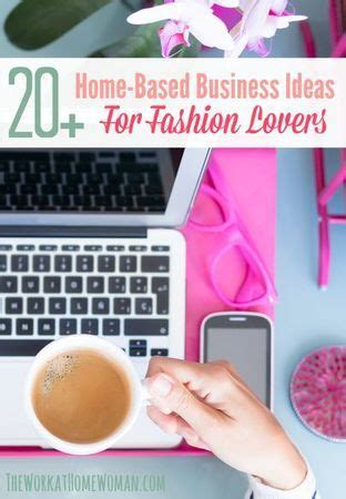 home based fashion design business a huge list of home based business ideas for fashion lovers business