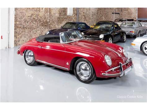 Porsche Cabrio Oldtimer by Porsche Youngtimer Und Oldtimer Auto Bild Klassikmarkt