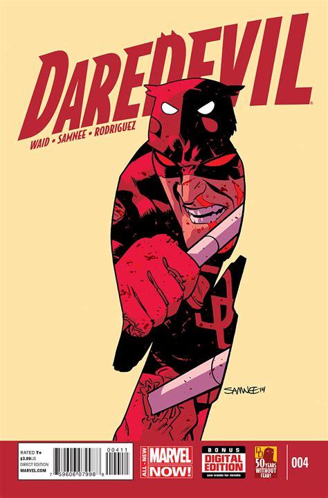daredevil volume 4 the 0785198024 daredevil vol 4 4 marvel comics database wikia