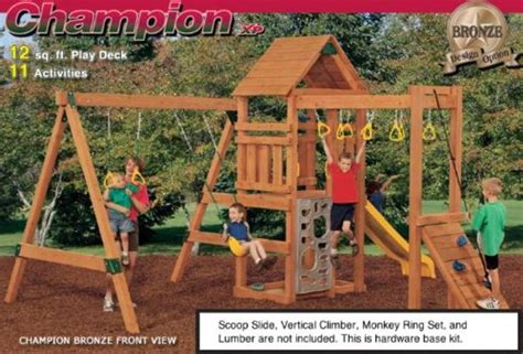 swing set kits and plans best swing set kits and plans let s build a wooden swing