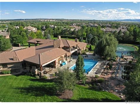 littleton colorado the polo reserve neighborhood in