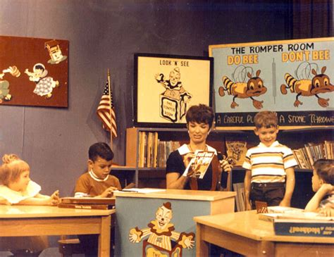 romper room bc s and television romper room