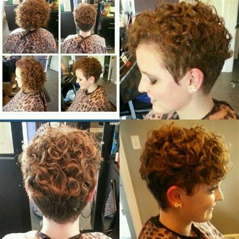 pixie haircut with body perm images 123 best images about short haircuts on pinterest short