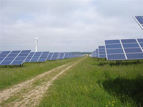solar panel solar panels study reveals impact on the earth