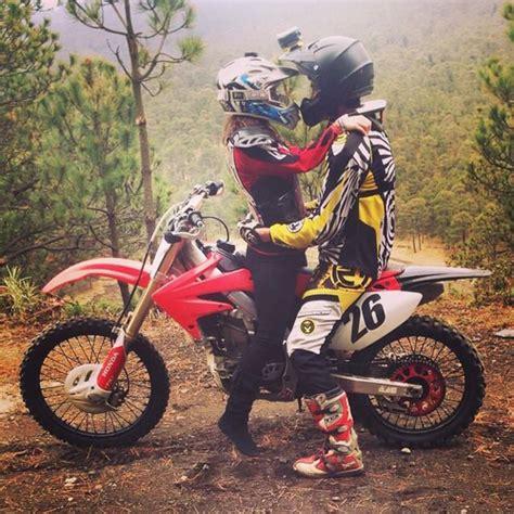 imagenes love motocross motocross love we heart it love couple and girl