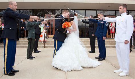 Wedding Arch Of Swords by Wedding Officer Sword Arch Army Wedding Sword