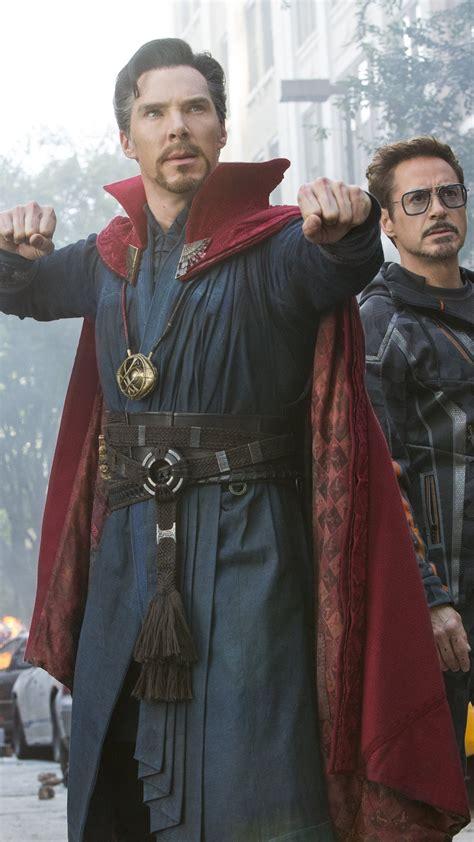 wallpaper avengers infinity war doctor strange hulk iron man benedict cumberbatch robert