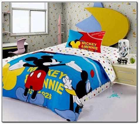 mickey mouse bedding queen size mickey mouse queen size bedding set beds home design