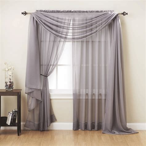 how to drape a sheer curtain over a rod curtain astounding drape curtains custom drapes curtains